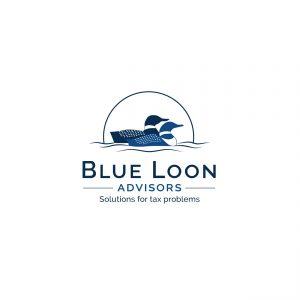 logo for Blue Loon Advisors