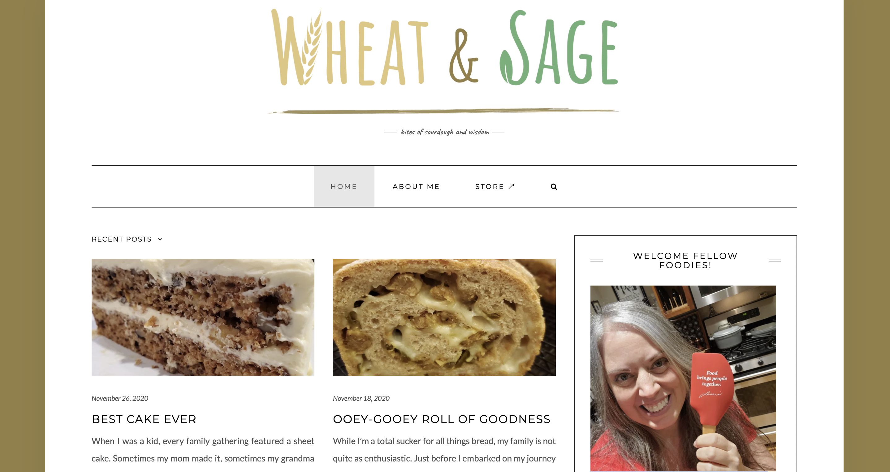 Header image for wheatandsage.com